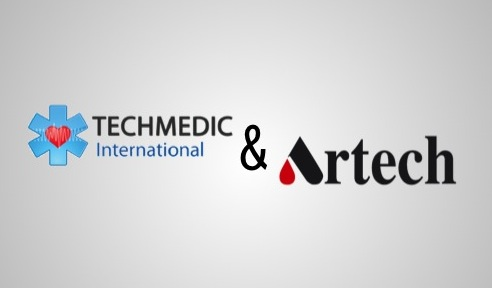 loghi artech e techmedic