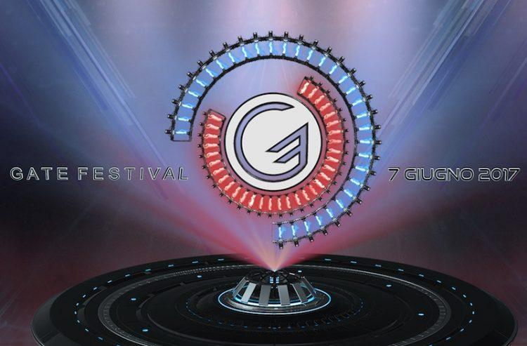 Logo Gate Festival