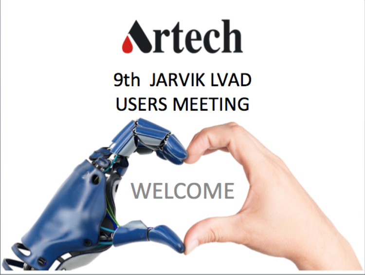 9th Jarvik Users Meeting
