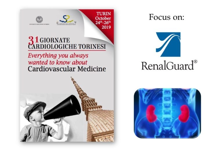 Giornate Cardiologiche Torinesi - focus on RenalGuard