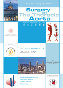 Cover programma Thoracic Aorta